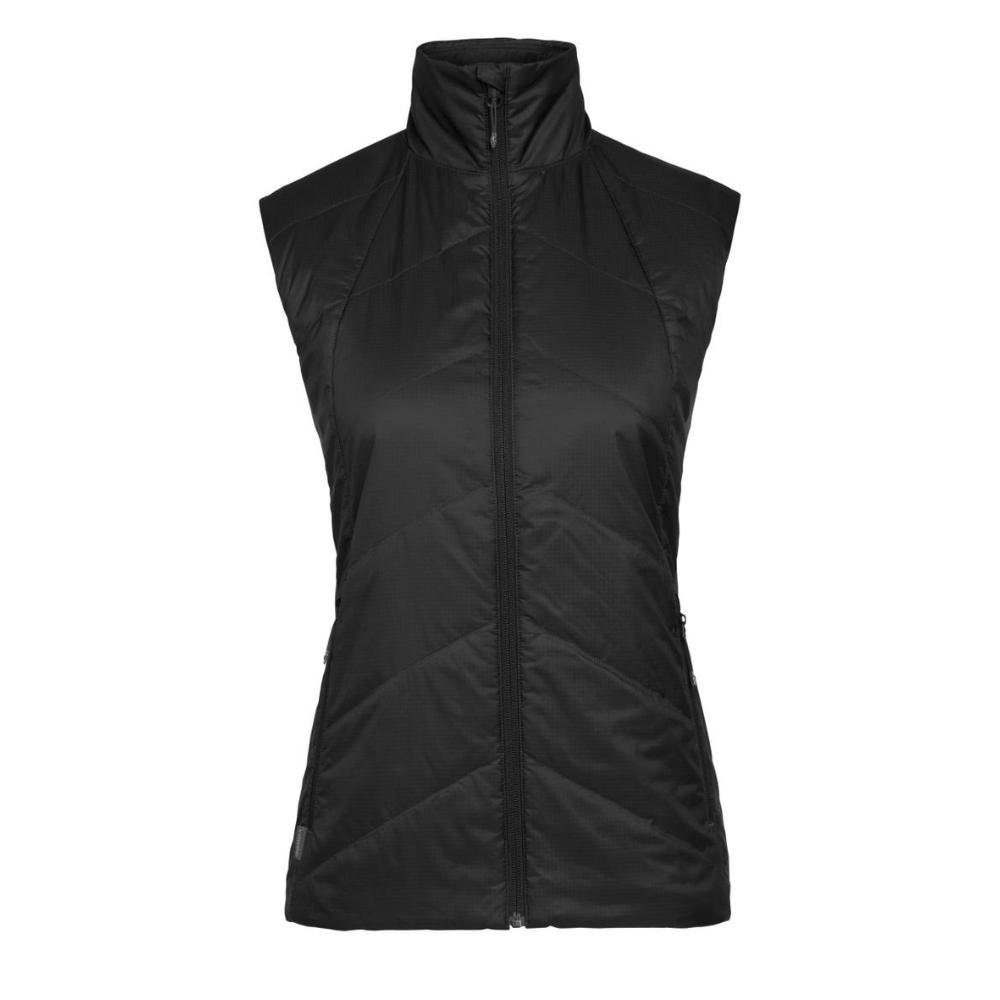 Women's Helix Vest - Black