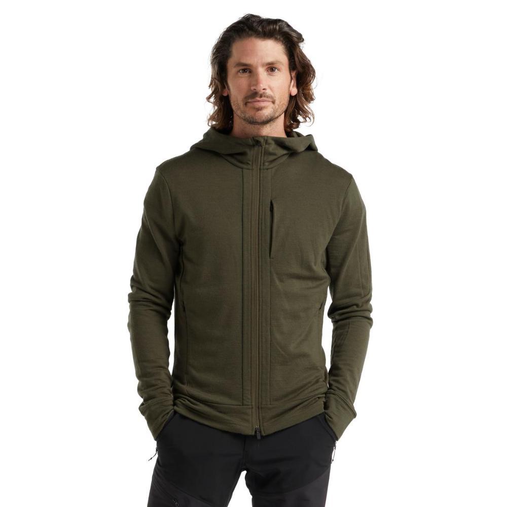 Men's Quantum III Long Sleeve Zip Hoodie