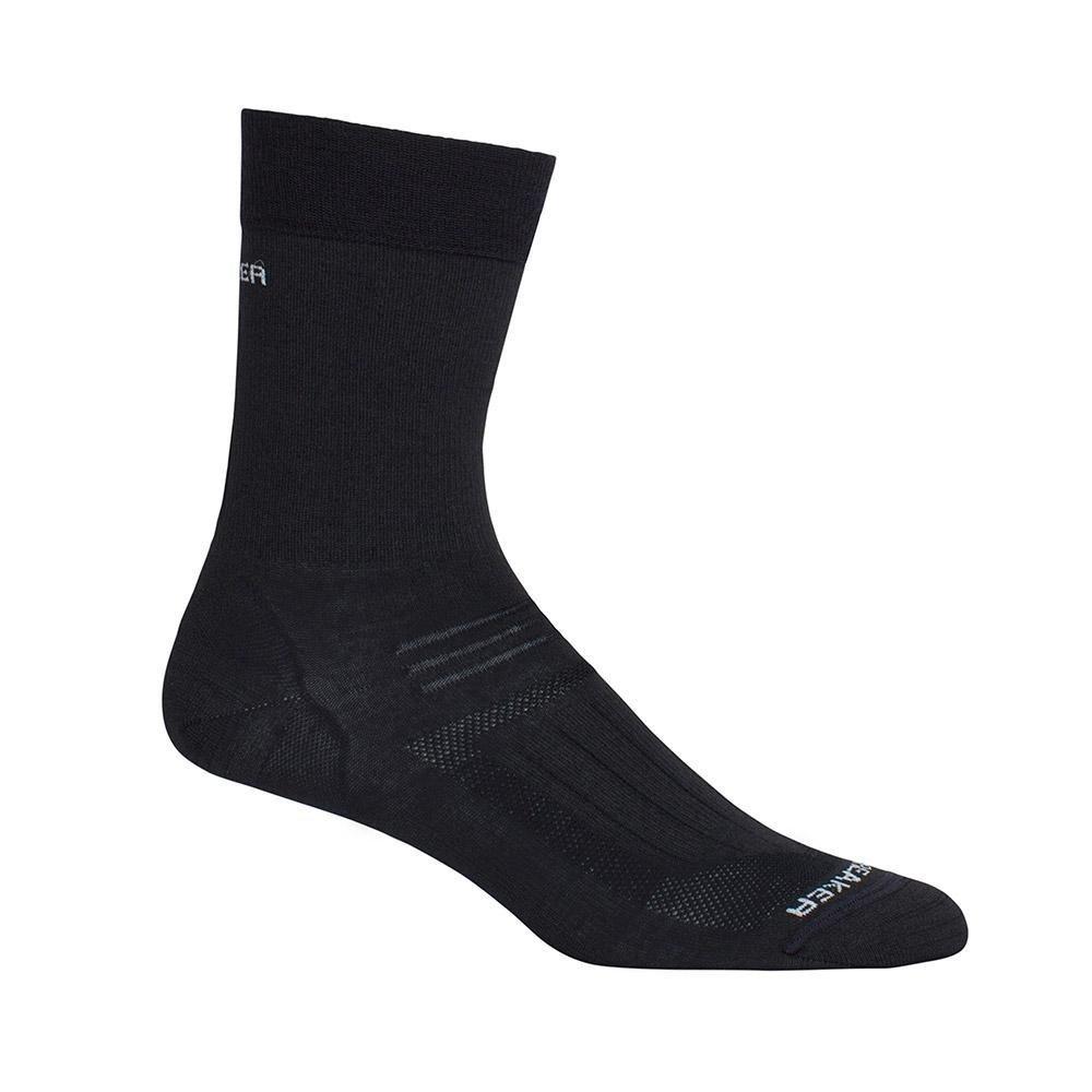 Merino Women's Hike Ultra Light Liner Crew Socks