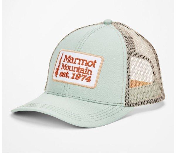 angle_left_retro_trucker_hat_green.jpg