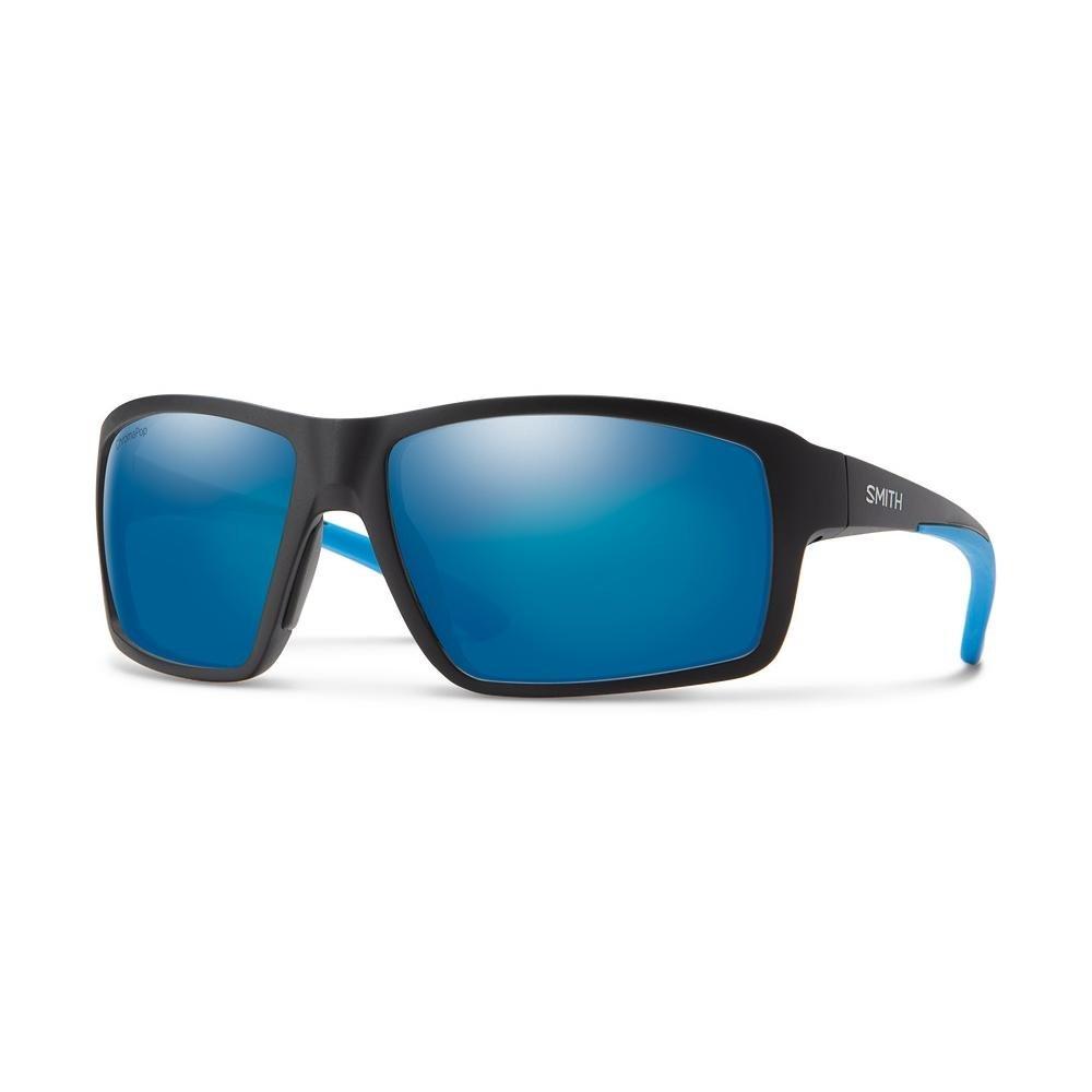 Unisex Hookshot - Matte Black CP Polar Blue Mirror