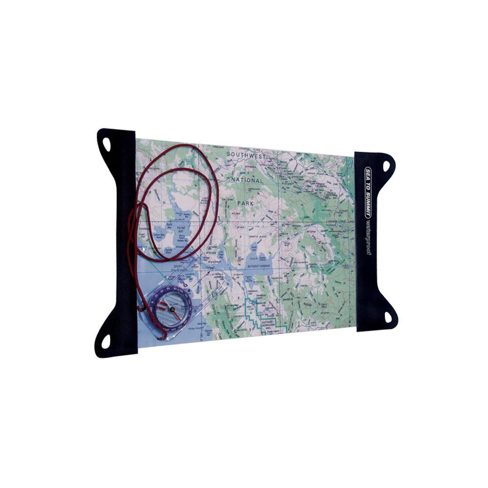 TPU Guide Medium Map Case