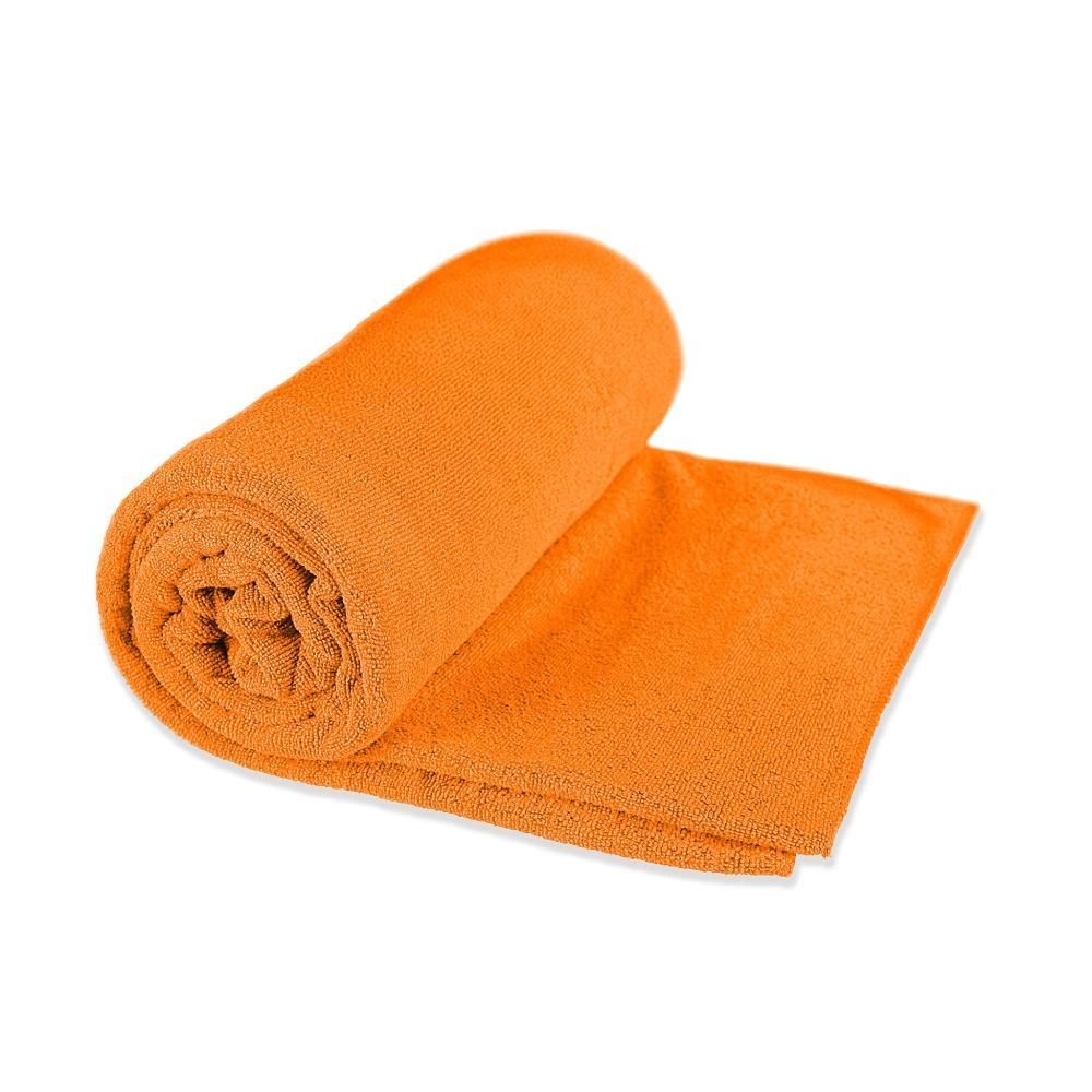 Microfiber Tek Towel - Extra Small Orange