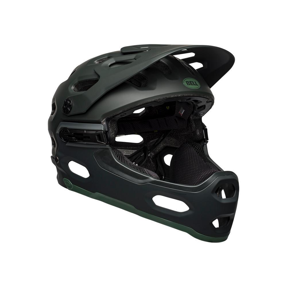 Super 3R Solid Full Face Helmet