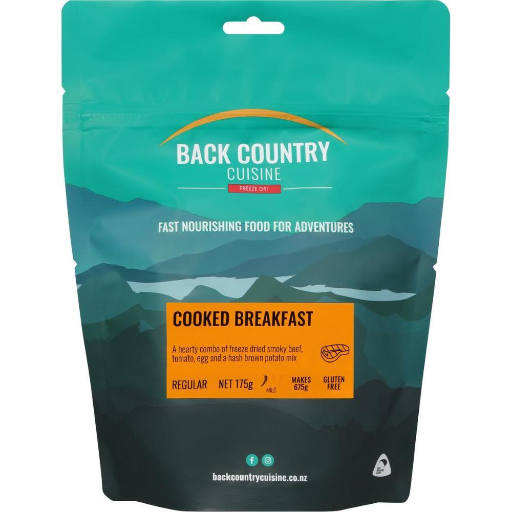 Cooked Breakfast 175gm - Regular