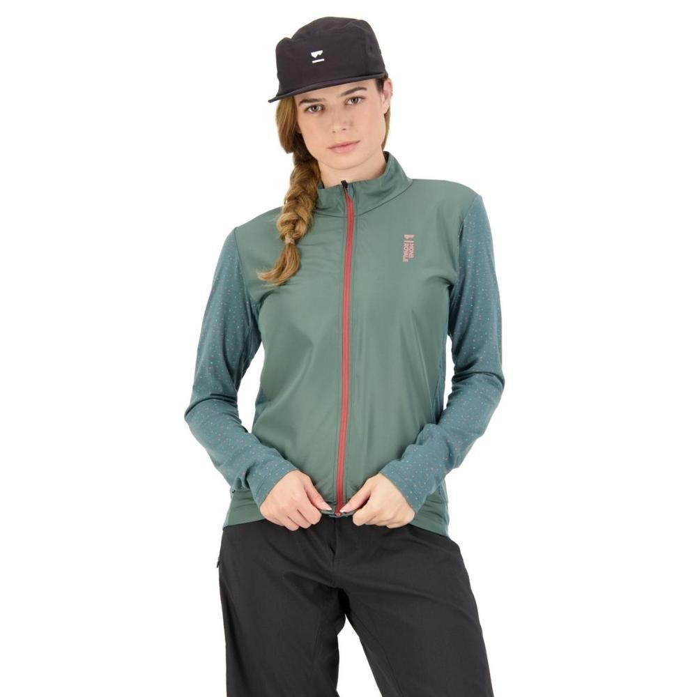 Women's Redwood Full Zip Wind Jersey