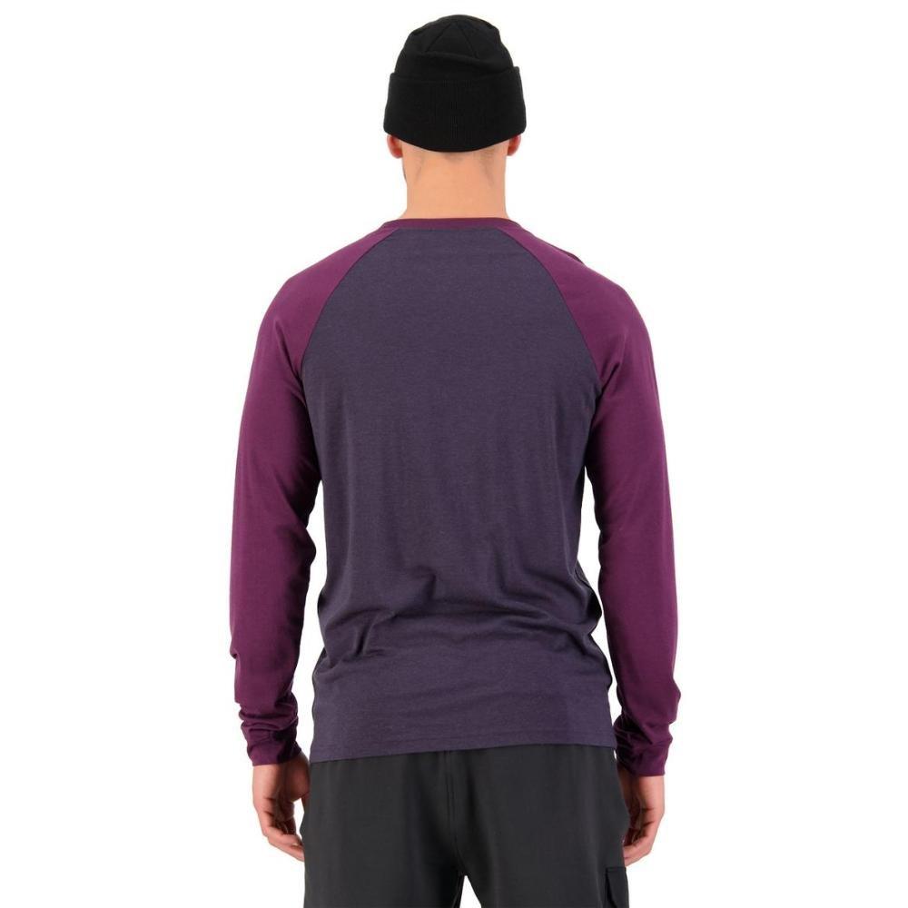 Men's Icon Raglan Long Sleeve