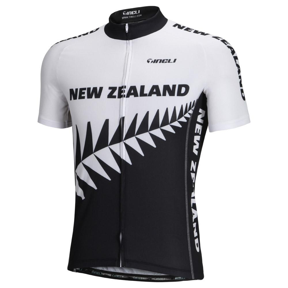 Men's NZ logo Cycle Jersey