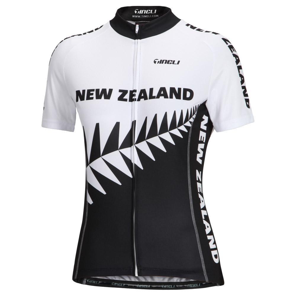 Women's NZ Logo Cycle Jersey