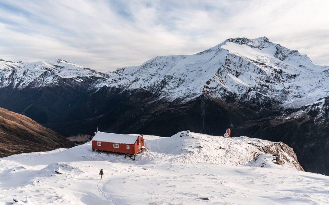 Staff Picks: Top 4 Hut Hikes Near Wanaka
