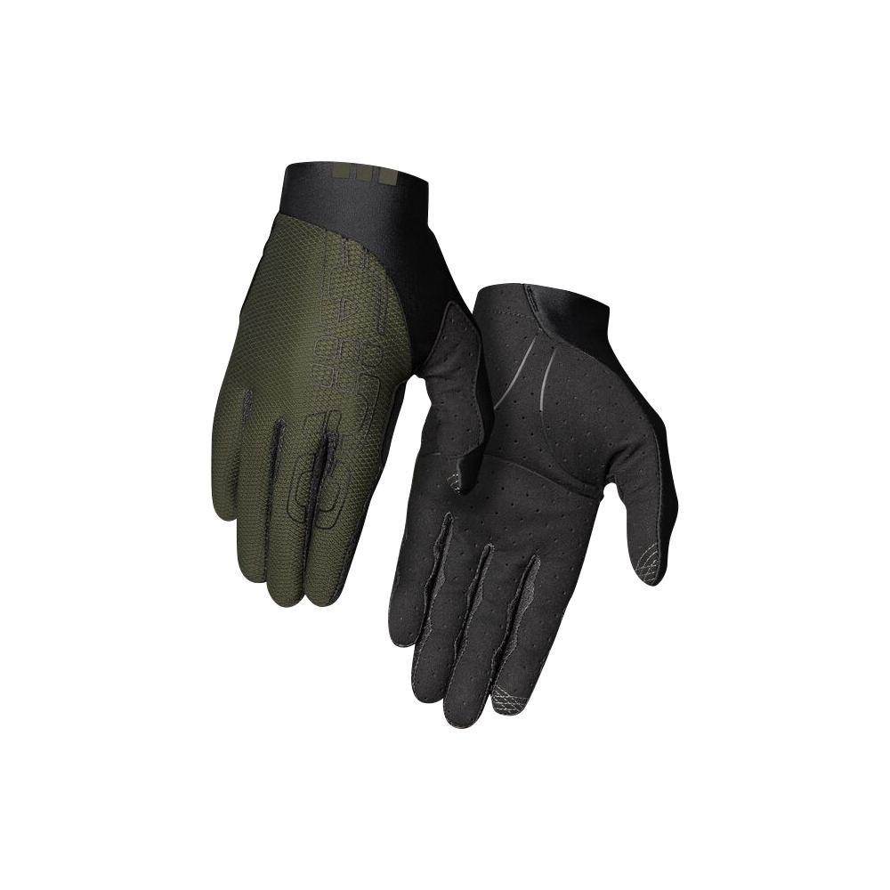 Trixter Men's Full Finger Gloves