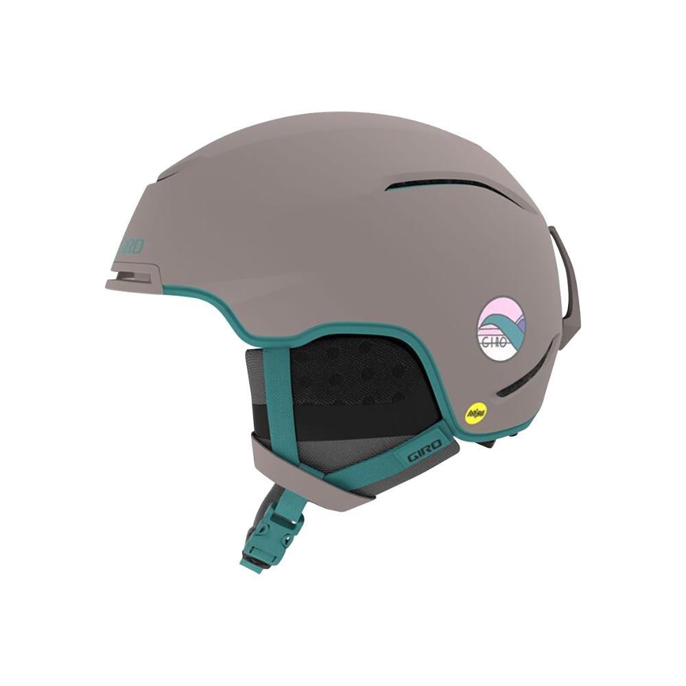 2020 Women's Terra MIPS Helmet - Mat Coal/Cool Breeze