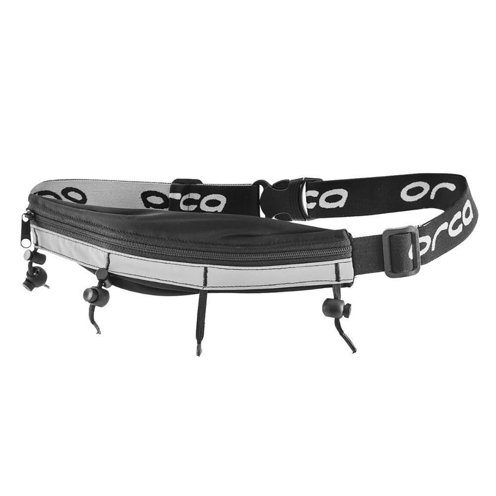 Unisex Race Belt with Zip Pocket