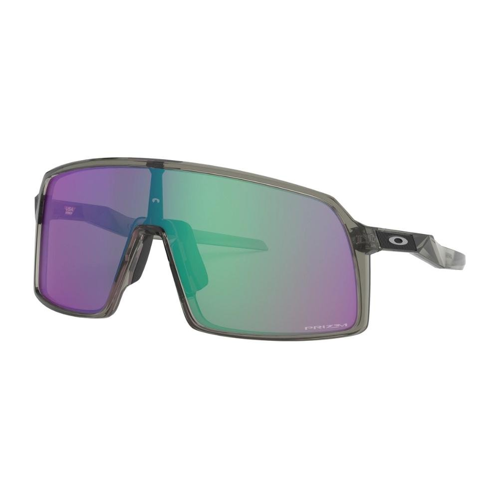 Sutro Sunglasses - Grey Ink with PRIZM Road Jade