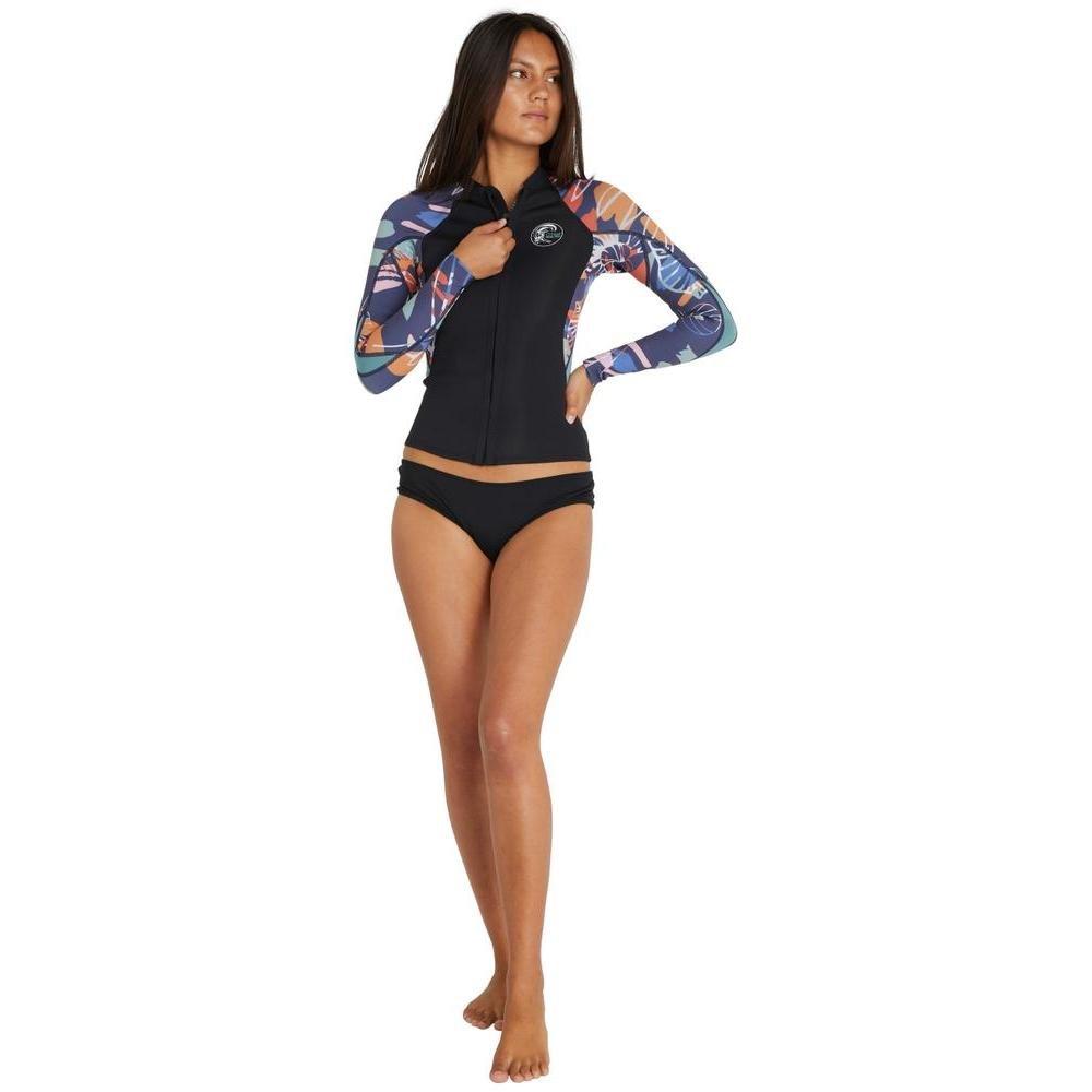 2022 Women's Bahia Full Zip 1.5mm Jacket