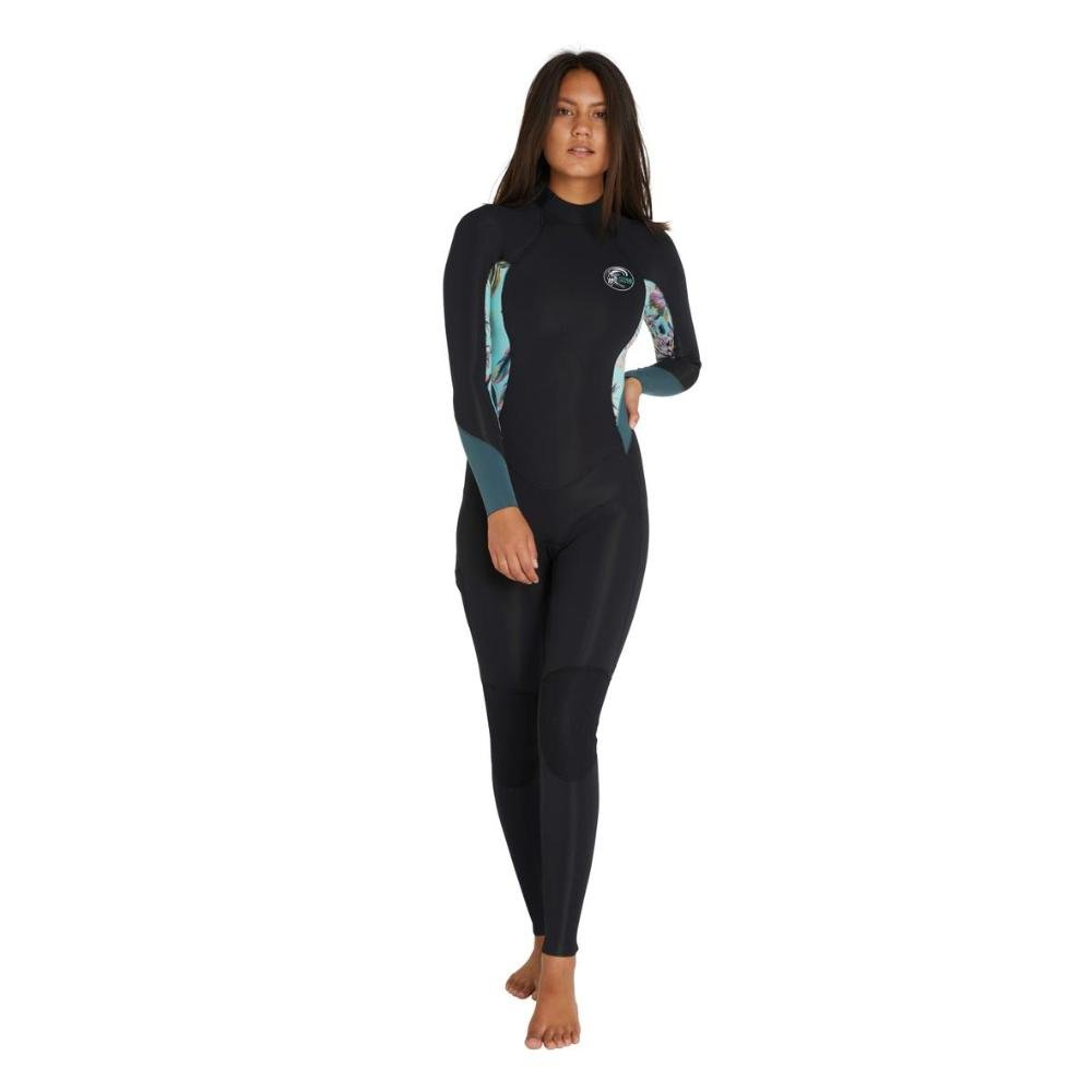 Women's Bahia Back Zip Full 3/2mm Wetsuit