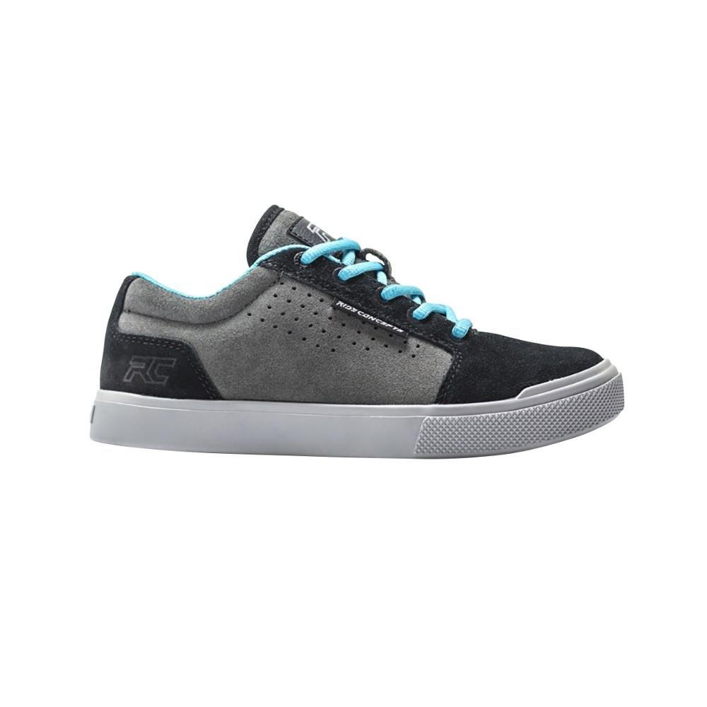 Vice Youth MTB Flat Shoes - Charcoal/Black