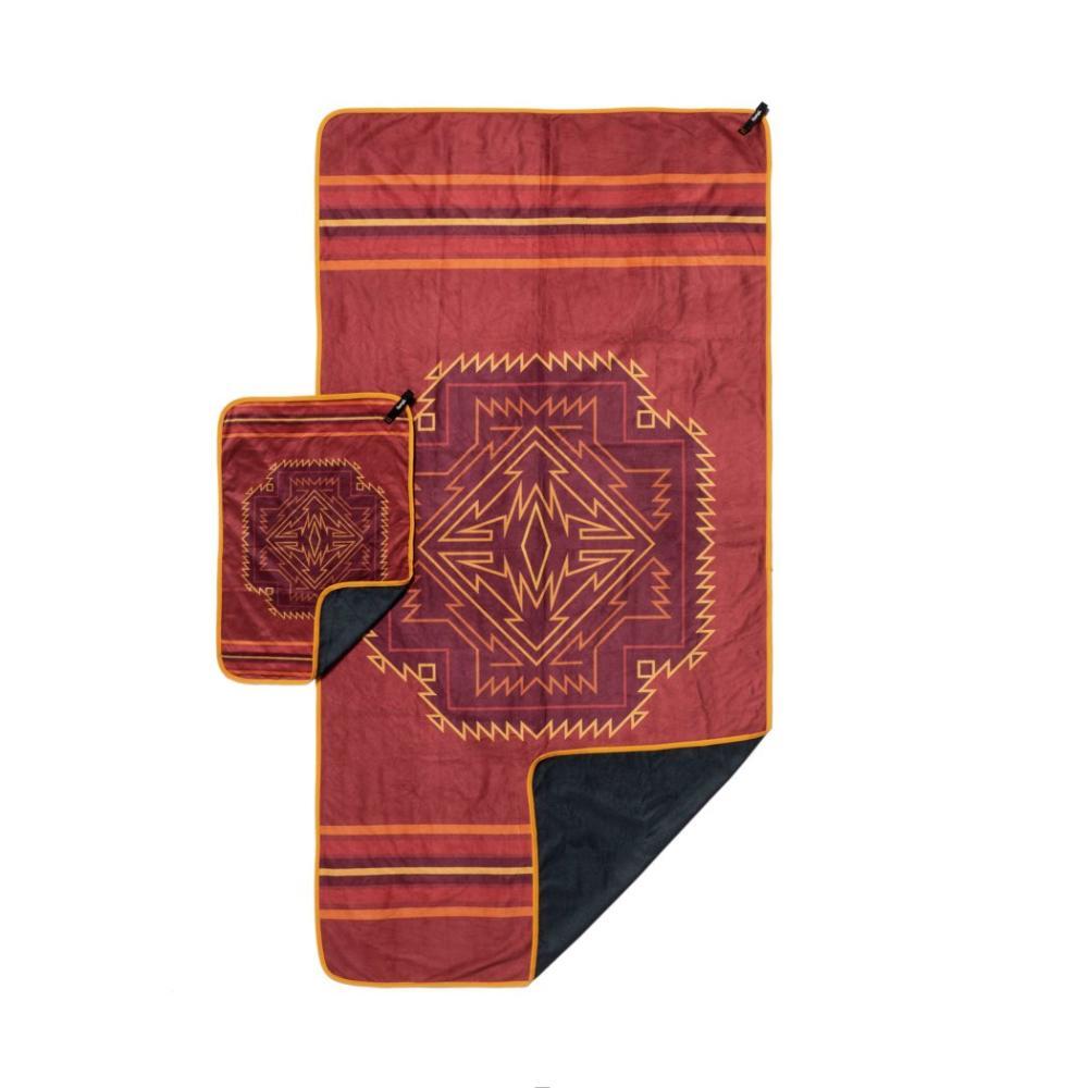 Printed Shammy Travel Towel Set