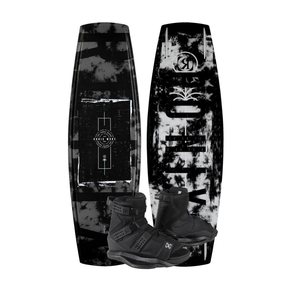 Parks Wakeboard 144 and Anthem Boots 7-11