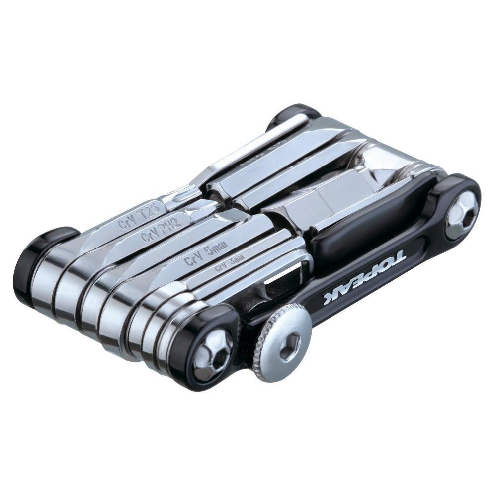 Mini 20 Pro Black Bike Multi Tool