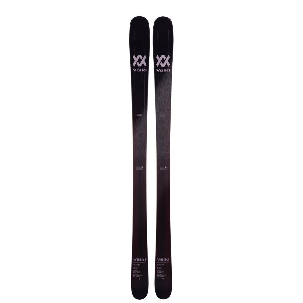 2022 Women's Yumi 80 Skis